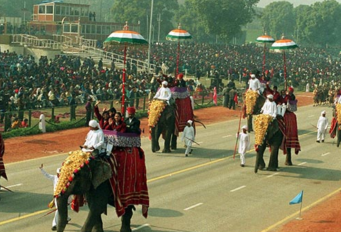 Children Bravery Awards on Republic Day of 2003