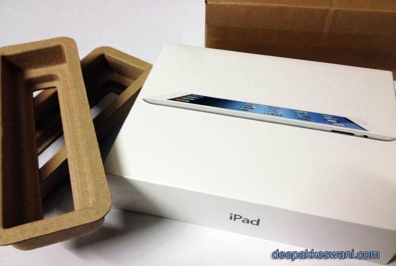 Unboxing Apple new iPad 3