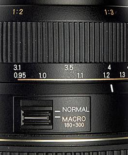 Tamron 70-300 Macro Lens