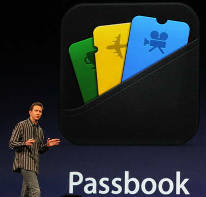 iPhone PassBook