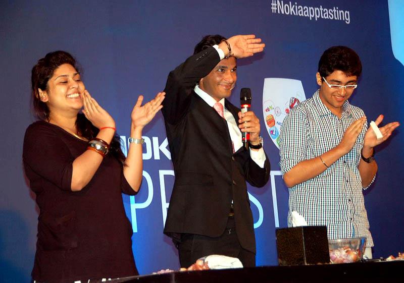 Nokia App Tasting at Taj Lands End