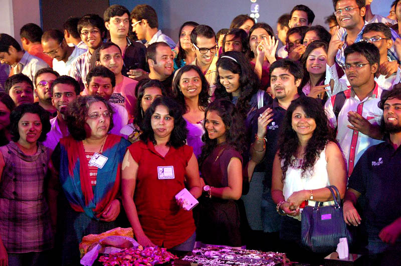IndiBlogger Army celebrating 5th Anniversary