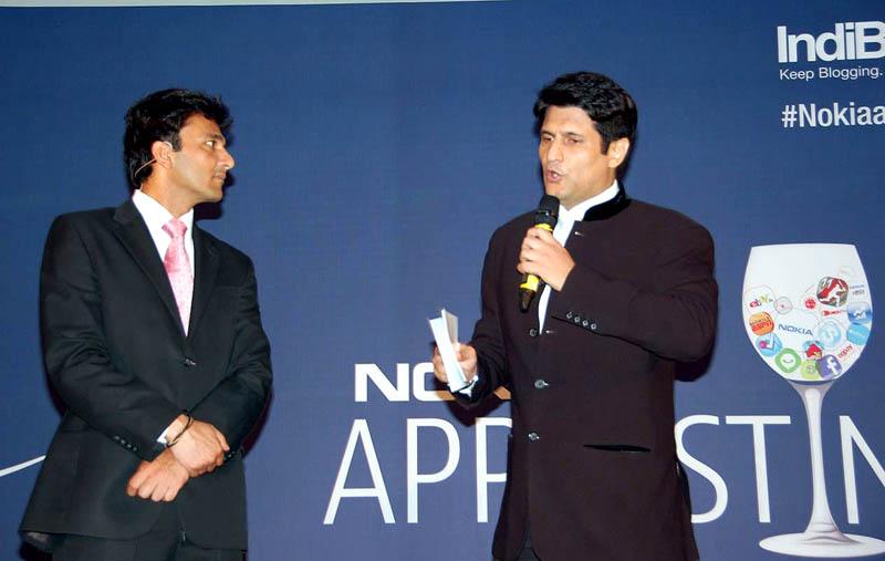 Vikas Khanna and Rajiv Makhni