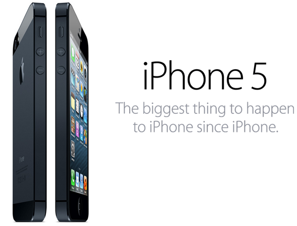 New iPhone 5 Features