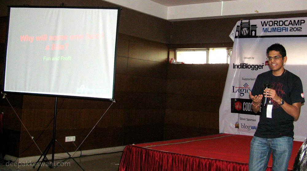 Akshat Choudhary  from BlogVault