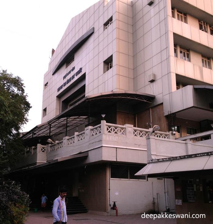 Prabodhan Thakre Natya Mandir Borivali, Mumbai