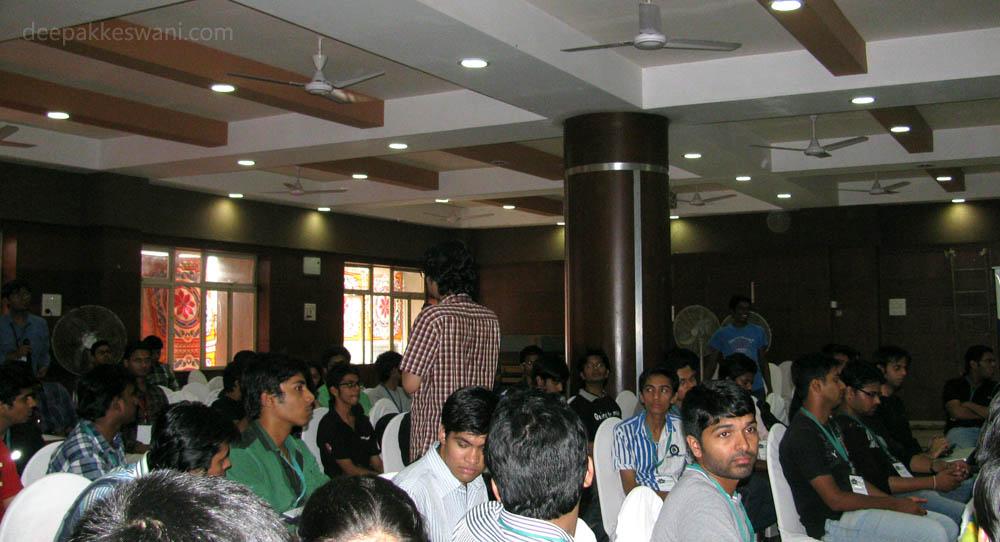 Prajyot Mainkar WordCamp 2012