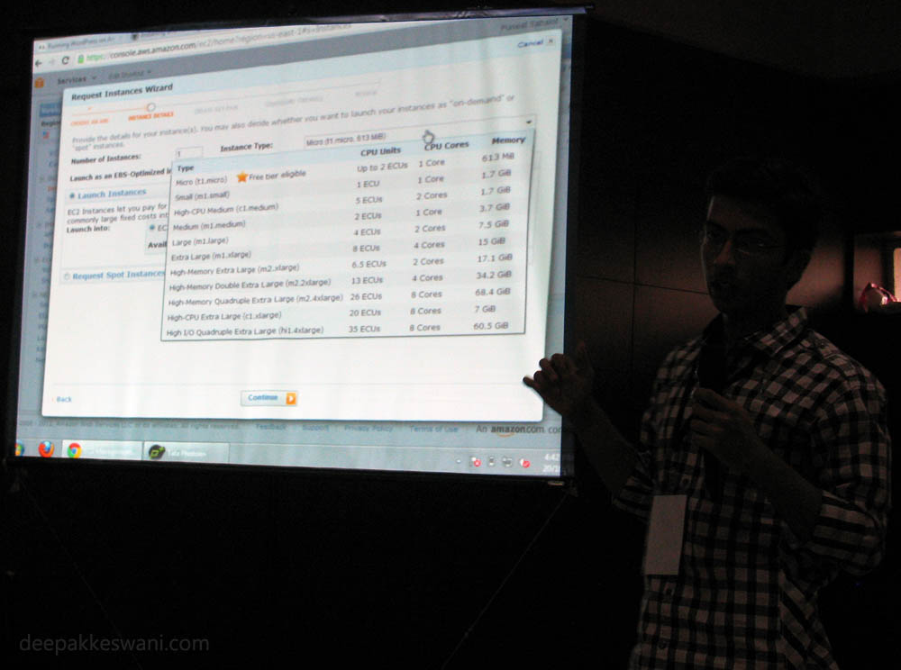 Puneet Sahalot Amazon EC2 Cloud Presentation2