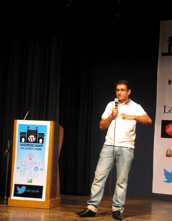 R Bhavesh from Templatic.com