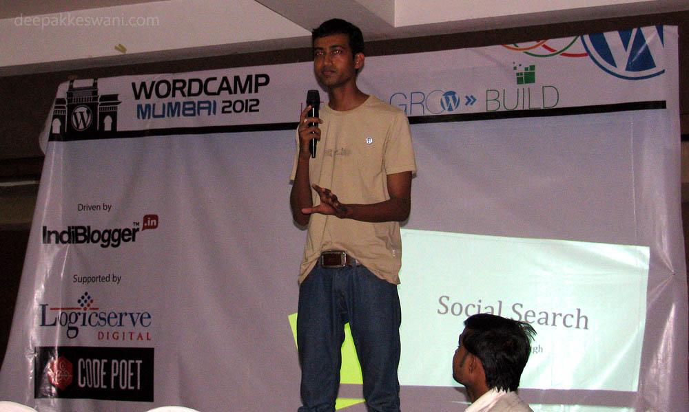 Social Search by Nitesh Singh