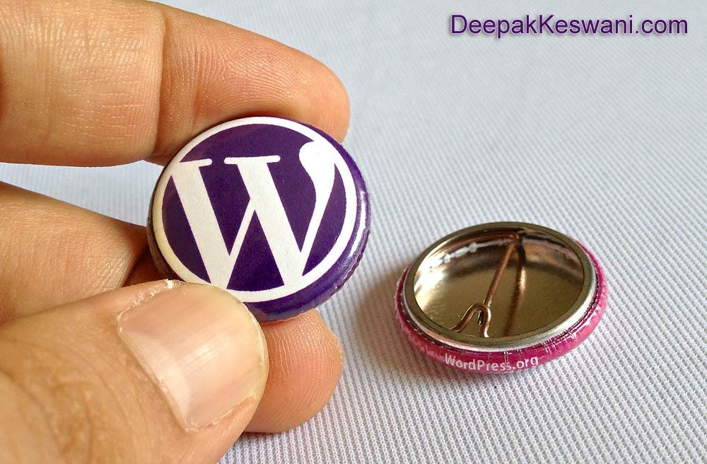 WordPress.Org Badges