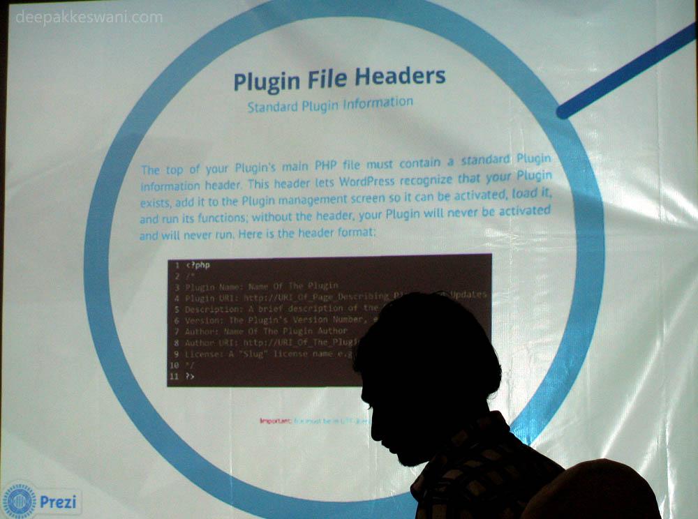 WordPress Plugin Development Slide