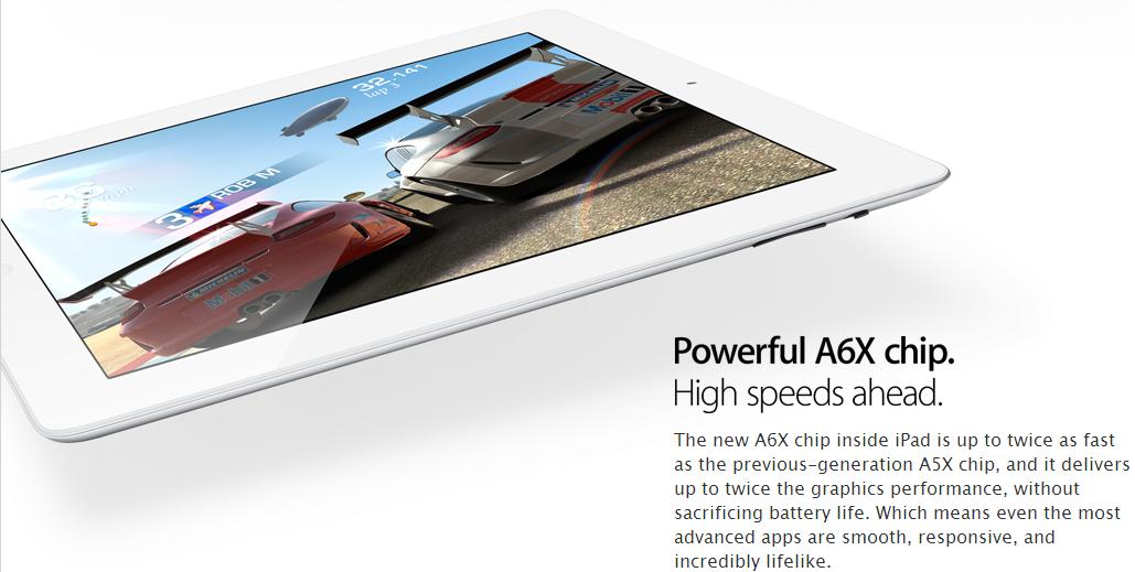 iPad Fourth Generation