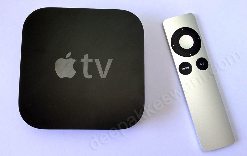 Apple TV in India