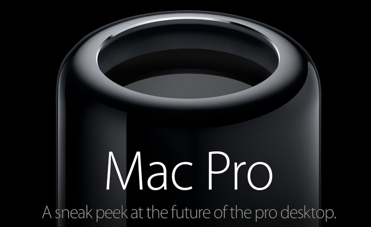 Sneak Peak at Mac Pro