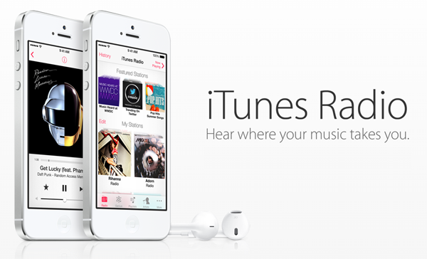 Apple iTunes Radio