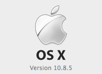 iMac OS X 10.8.5