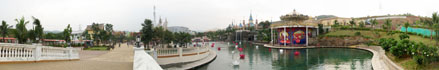 360 degree panorama view of Adlabs Imagica,Khopoli,Maharashtra, India