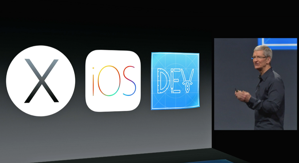 3 Key Areas of WWDC 14 keynote