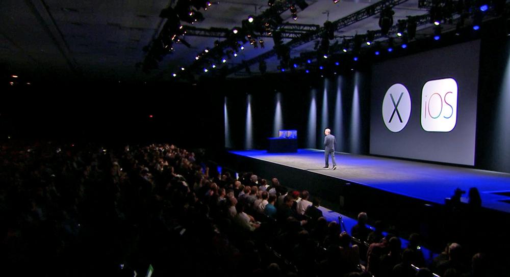 Apple WWDC 14 Mascone Center