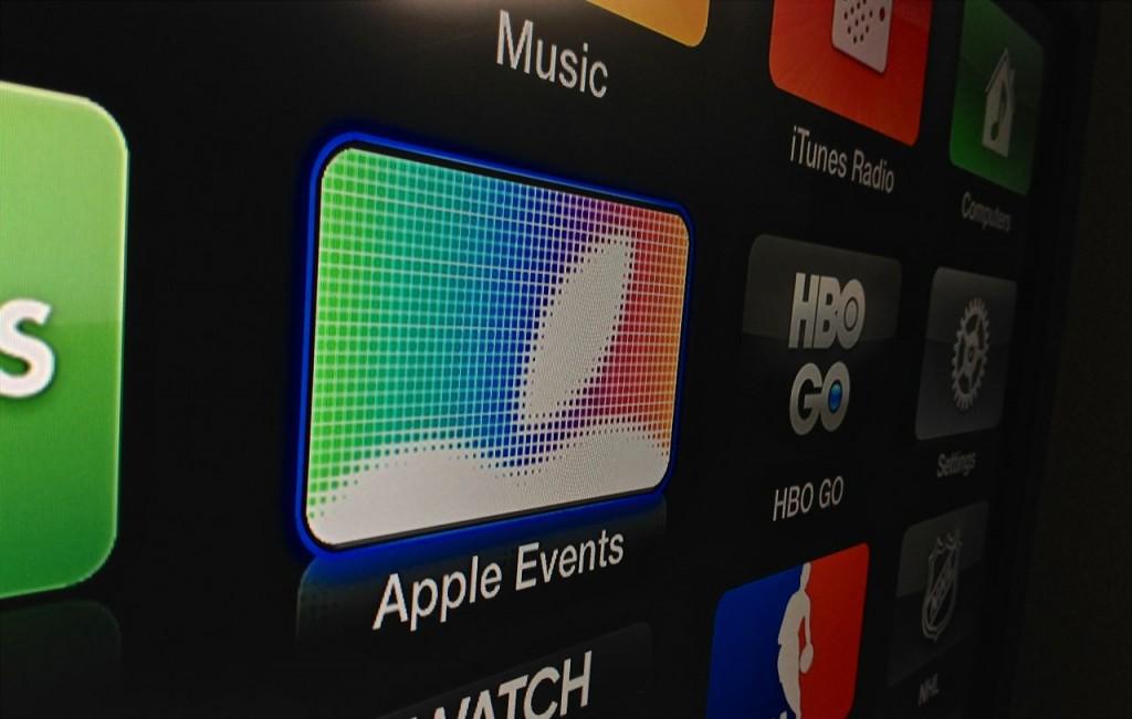 wwdc14 on Apple TV
