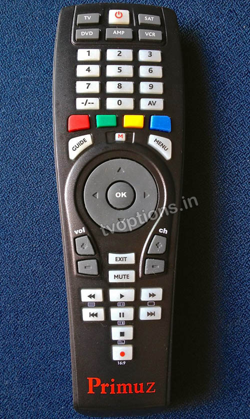 Universal Remote for India