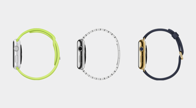 Apple Watch 3 collections