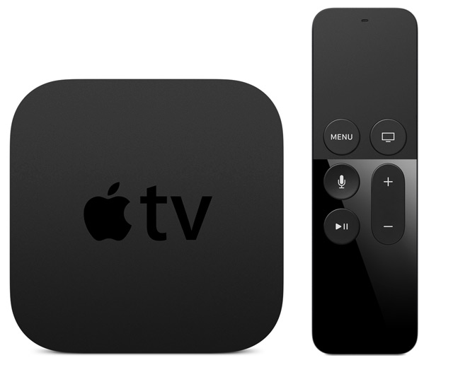 New Apple TV & Touch Remote