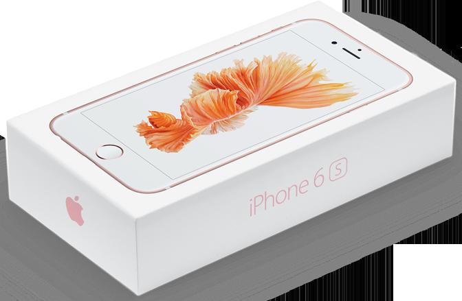 New Apple iPhone 6s