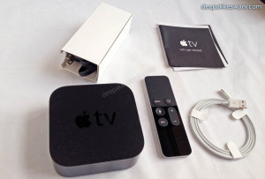New Apple TV 4th Generation India