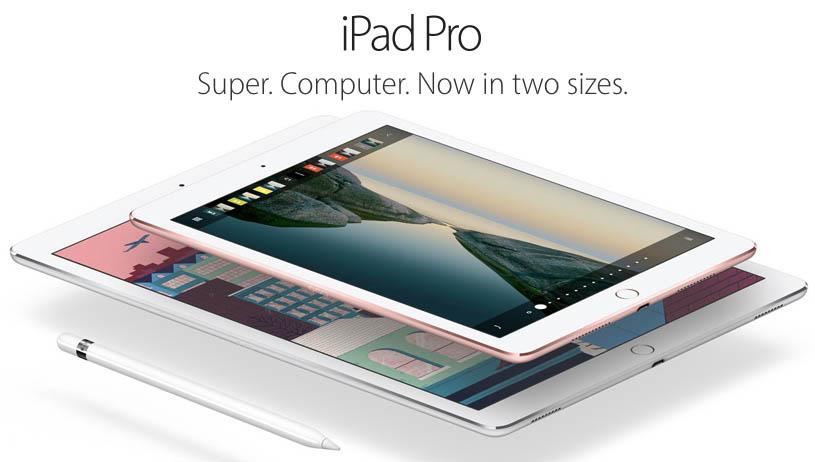 New Small iPad Pro