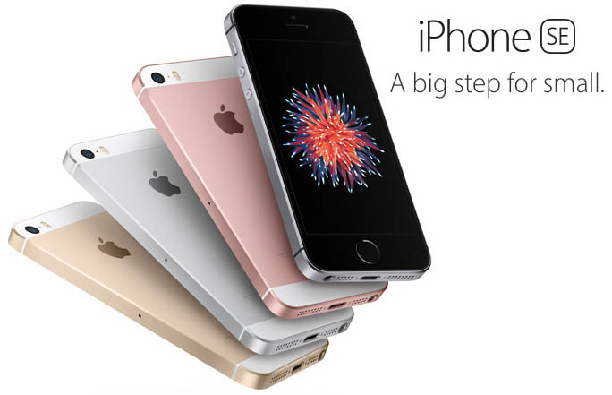 New small iPhone-SE