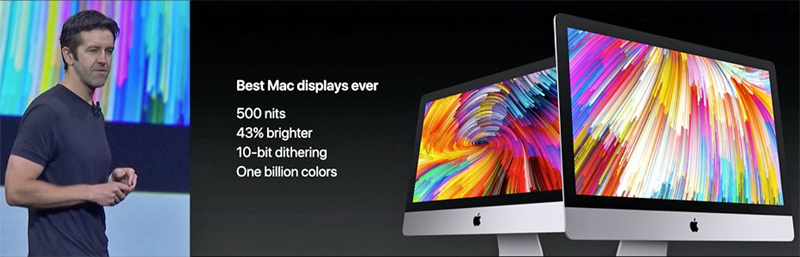 New Mac with Kaby Lake Intel processor