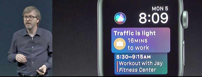 Watch OS 4 Updates
