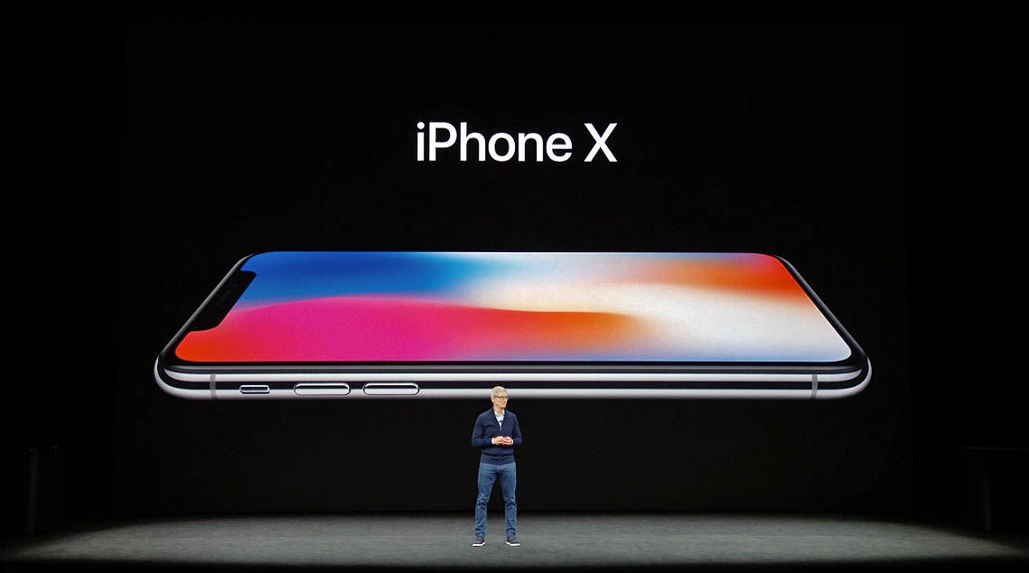 new Apple iPhone X