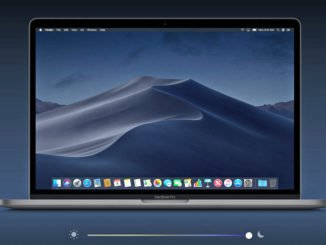 Apple Mac OS Mojave Update