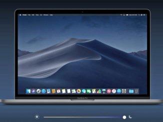 Apple Mac OS Mojave Update